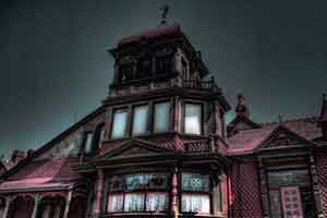 Haunted-San-Diego-Villa-Montezuma-Tour